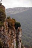 kroatiska berg Royaltyfria Bilder