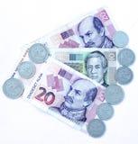 Kroatiska pengar 4 Royaltyfri Bild