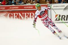 KROELL Klaus in FIS alpiner Ski World Cup - der SUPER-G der 3. MÄNNER Stockfoto
