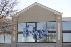 Kroger Food Market Sign royalty free stock images