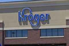 Kroger Supermarket II Royalty Free Stock Images
