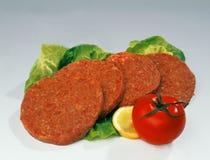 krojenie mięsa zdjęcie royalty free