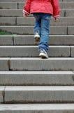 krok. Zdjęcia Stock
