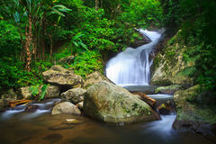 Krok I Dok waterfall, Thailand Stock Photo