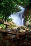 Krok Ja Dok siklawa, Tajlandia fotografia royalty free