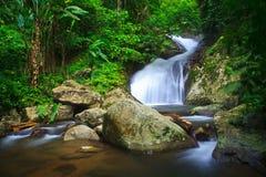 Krok Ja Dok siklawa, Tajlandia zdjęcie stock