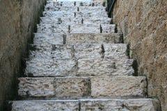 krok kamień Obrazy Royalty Free