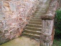 krok kamień Zdjęcie Royalty Free