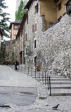 krok stara wioska obrazy stock