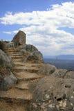 kroki fortów Obrazy Stock