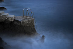 Kroki morze obrazy royalty free