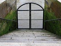 Kroki - puszek Thames Obrazy Stock