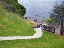 Kroki - puszka wzgórze Zdjęcie Royalty Free