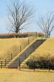 kroki schodka punkt widzenia Zdjęcia Stock