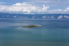Krokodil-Insel, Baikal Lizenzfreies Stockfoto