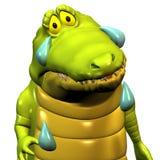 Krokodil Nr. 6 Lizenzfreies Stockbild
