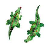 krokodile Stockfoto