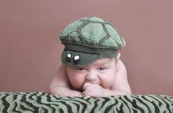 Krokodille hoed Stock Afbeelding