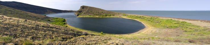 krokodyla jezioro Zdjęcie Royalty Free