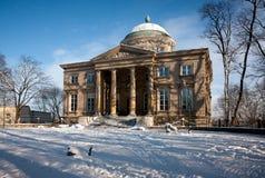 Krolikarnia宫殿,兔子议院在华沙,波兰 库存图片