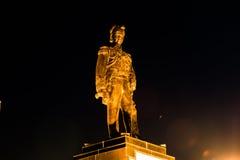 Krom Luang Chumphon Khet Udomsak 免版税库存照片