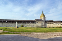 Krom in Pskov, Russia Royalty Free Stock Photography