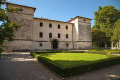 Kromberk castle in Slovenia Royalty Free Stock Photos