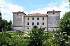 Kromberk-Schloss Lizenzfreie Stockfotografie