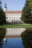 Kromeriz castle Stock Photo
