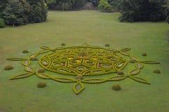 Kromeriz castle gardens Royalty Free Stock Image