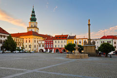 Kromeriz, Czech Republic. Stock Photos