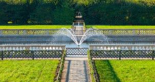 Kromeriz Flower Garden in Czech Republic Royalty Free Stock Images