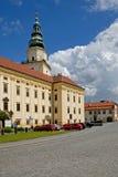 Kromeriz, repubblica Ceca Fotografie Stock Libere da Diritti
