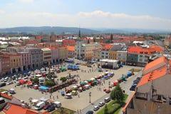 Kromeriz scenery Stock Images
