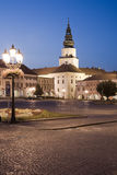 Kromeriz square Stock Photo