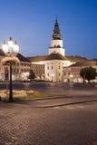 Kromeriz square Stock Photo
