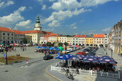 Kromeriz Royalty Free Stock Photo