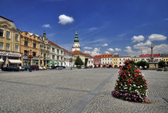 Kromeriz Stock Photo