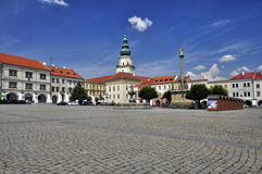 Kromeriz Royalty Free Stock Photos