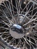 kromhjul Royaltyfri Fotografi