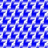 Kromme en gradiënt op patroonachtergrond Royalty-vrije Stock Foto