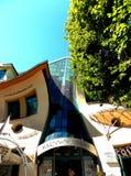 Krommehuis royalty-vrije stock afbeelding