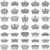 krona Royaltyfri Fotografi