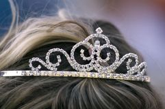 kronapageant royaltyfria foton