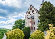 Kronberg slott, Tyskland Royaltyfri Fotografi
