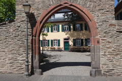 Kronberg Wall Stock Photography