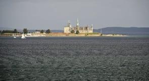 Kronborg城堡,赫尔新哥(哈姆雷特的城堡) 免版税库存图片