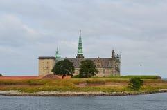Kronborg城堡 库存照片