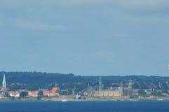 Kronborg城堡 库存图片