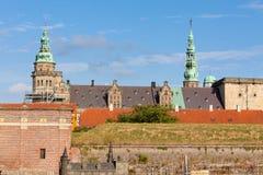 Kronborg城堡 免版税图库摄影